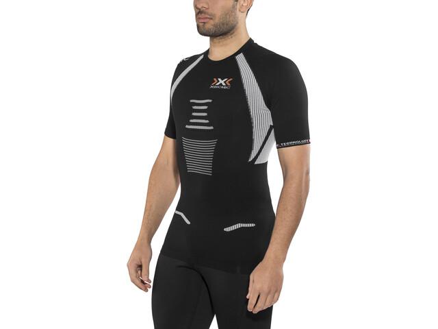 X-Bionic The Trick Running Shirt SS Herren black/white